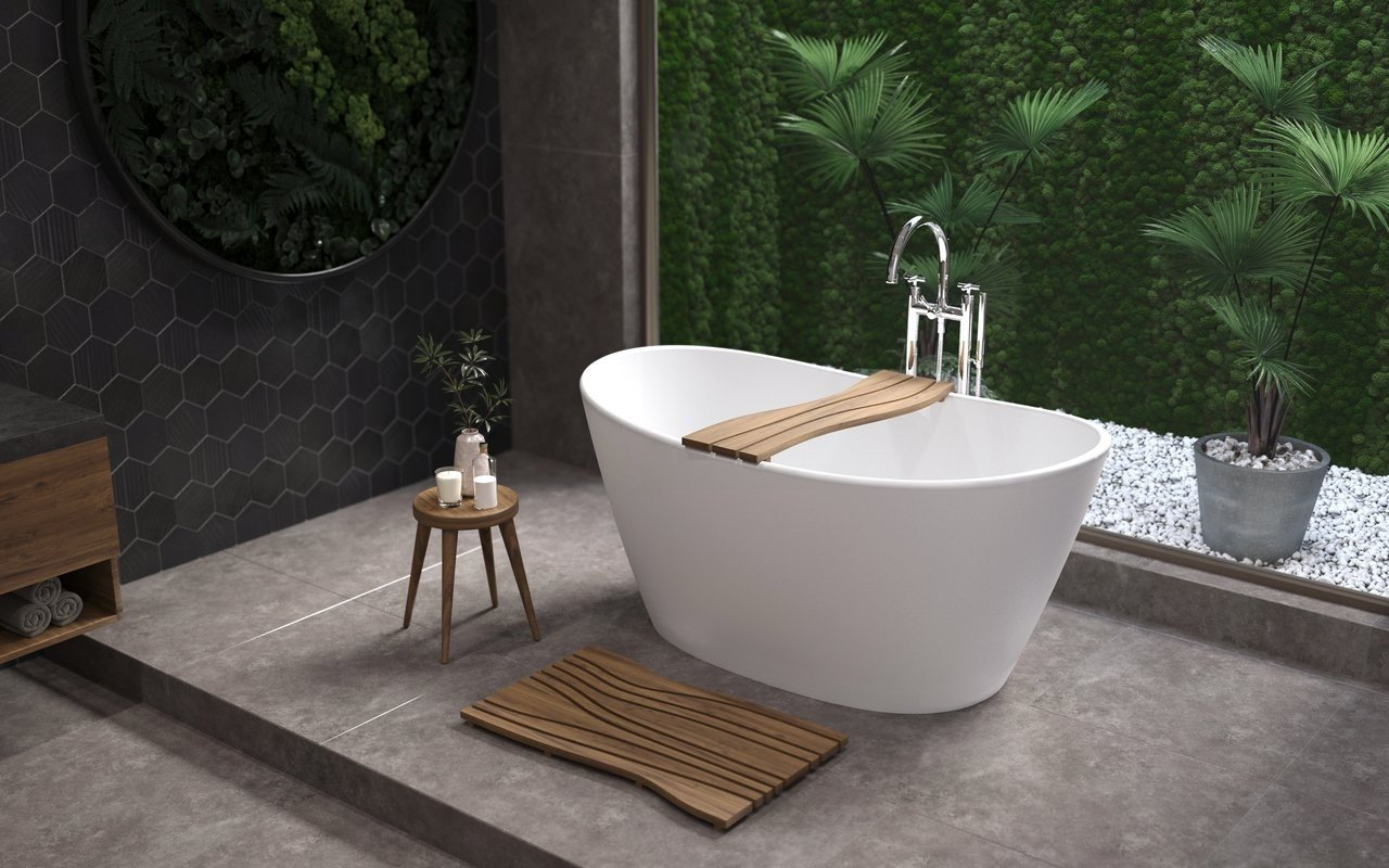 Aquatica Purescape 748M Freestanding Solid Surface Bathtub Fine Matte model 2018 03 (web)