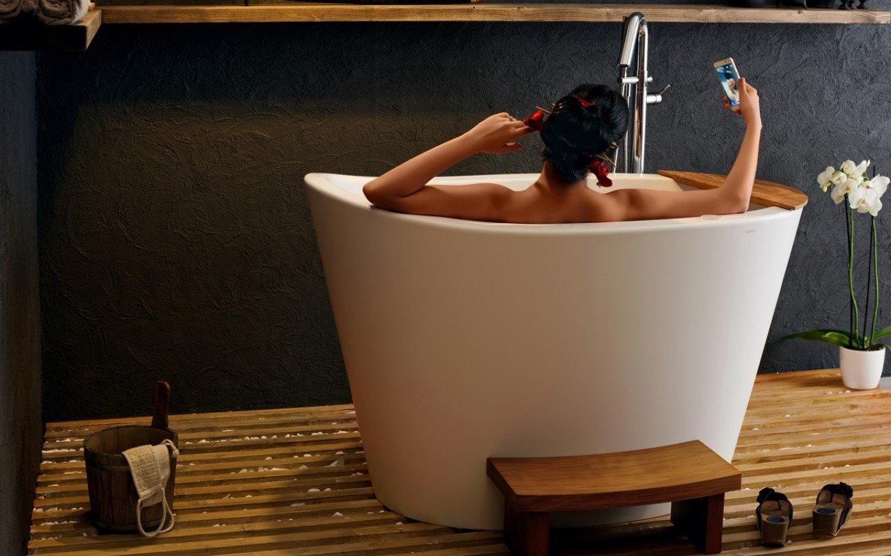 Aquatica true ofuro tranquility freestanding solid surface bathtub web 05