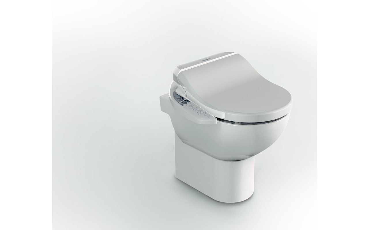 7235 Design Washlet Bidet seat Sfera F Floor Mounted Toilet (web)