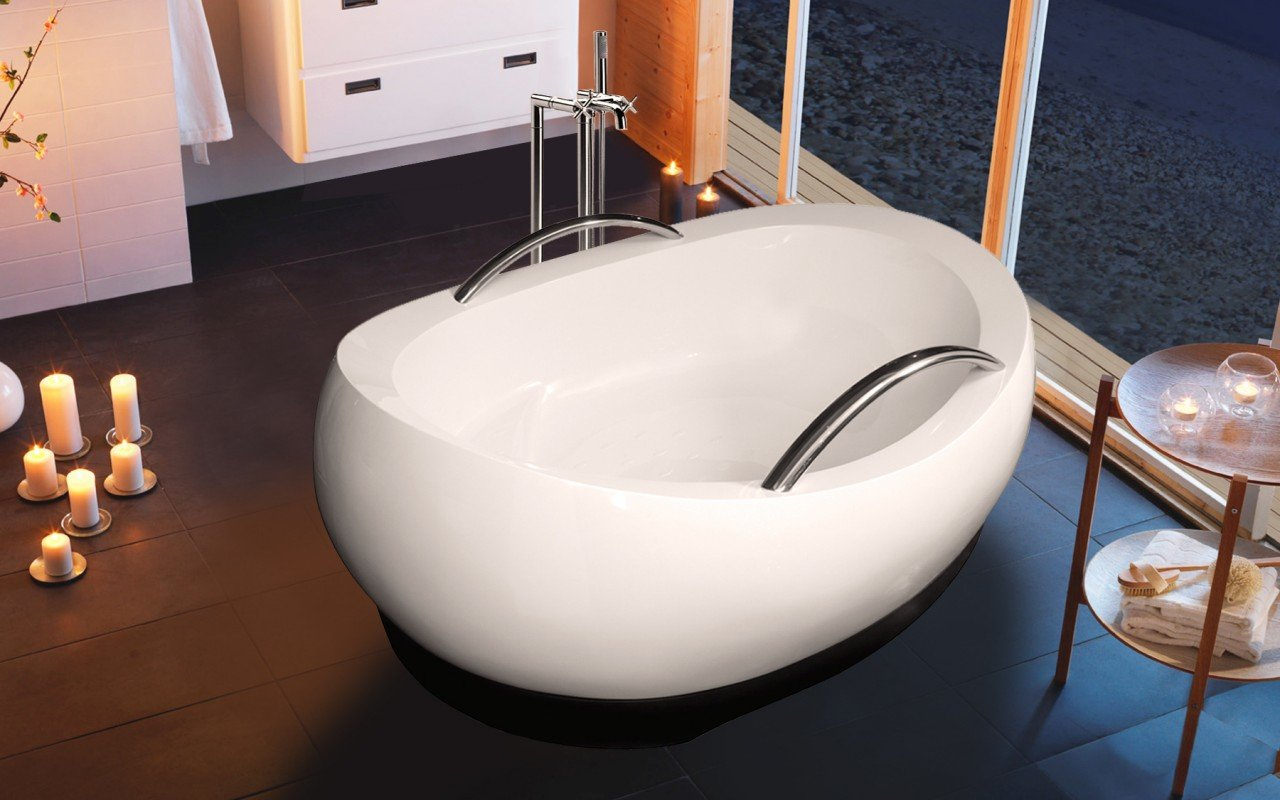 AdmireMe Oversized Bathtub 1200 1800