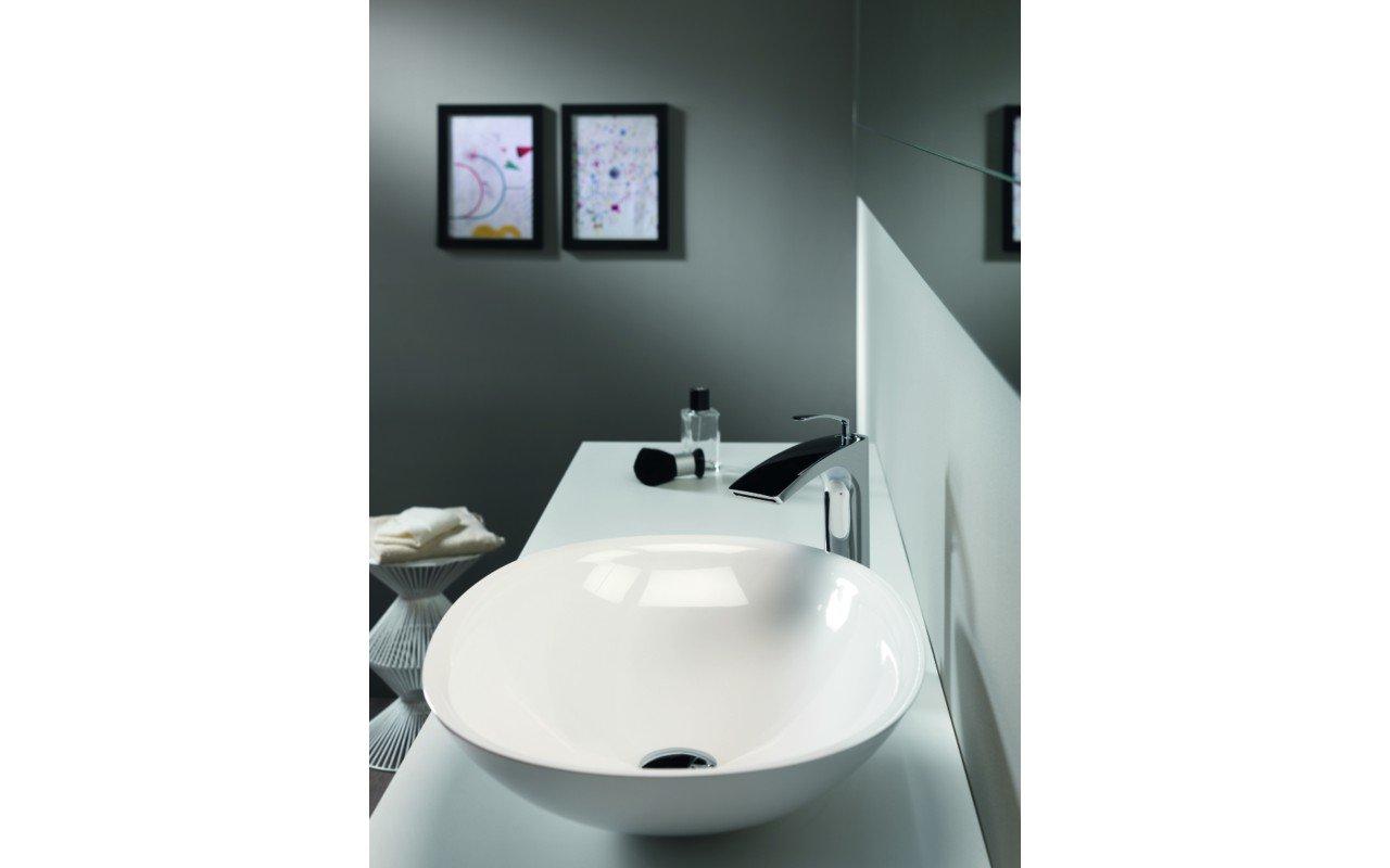 Aquatica BO 228 Sink Faucet Chrome 1