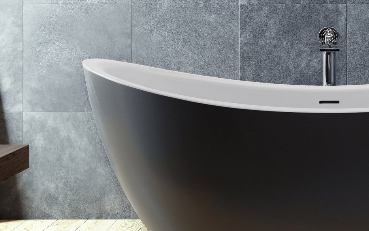 Aquatica Purescape 171M Blck Wht Freestanding Solid Surface Bathtub 03 (web)