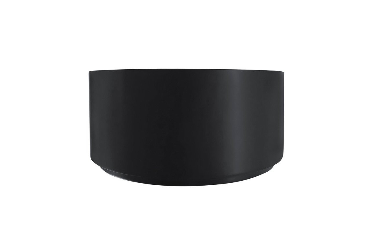 Aquatica Solace B Blck Round Stone Bathroom Vessel Sink 02 (web)