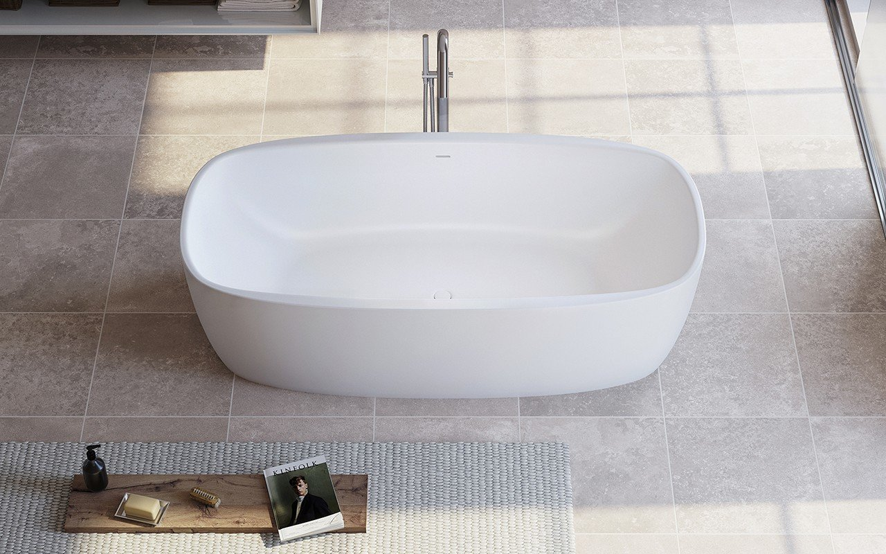 Aquatica coletta white freestanding solid surface bathtub new web 05