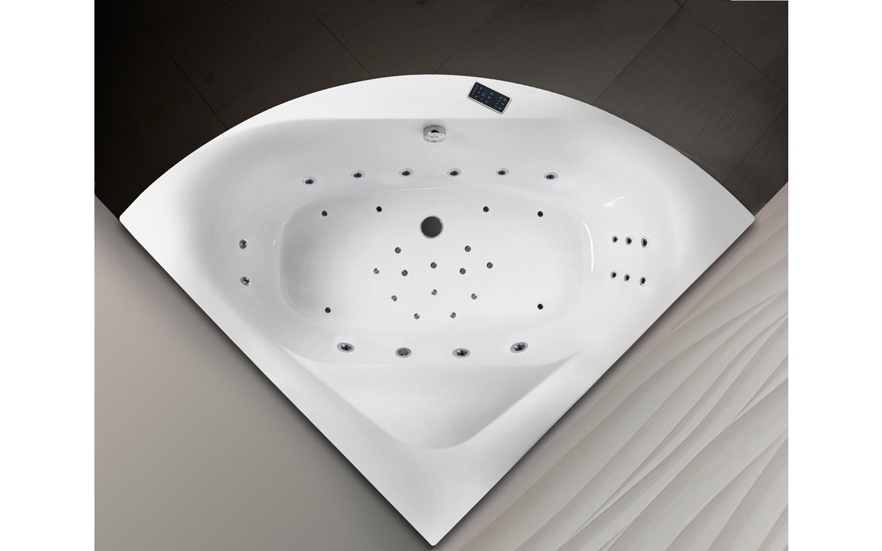 Aquatica olivia wht spa jetted corner bathtub int web 03