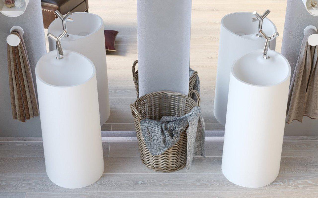 Aquatica ovo pillar freestanding solid surface lavatory 02 (web)