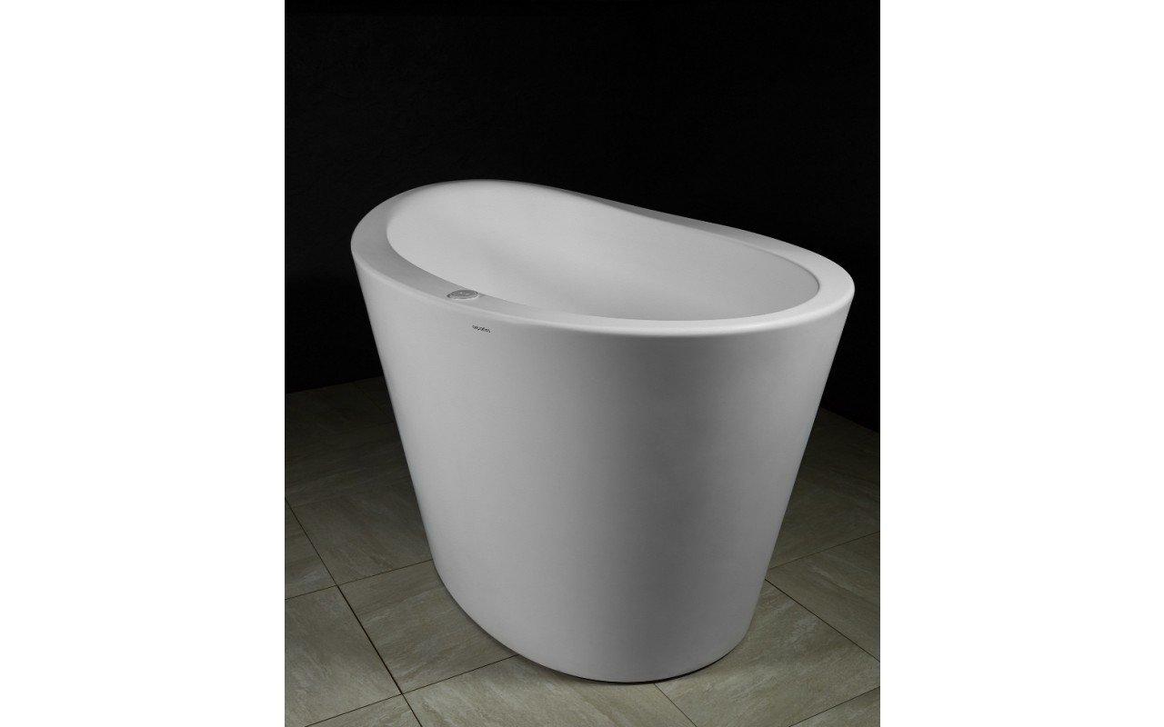 Aquatica true ofuro tranquility freestanding solid surface bathtub web 11