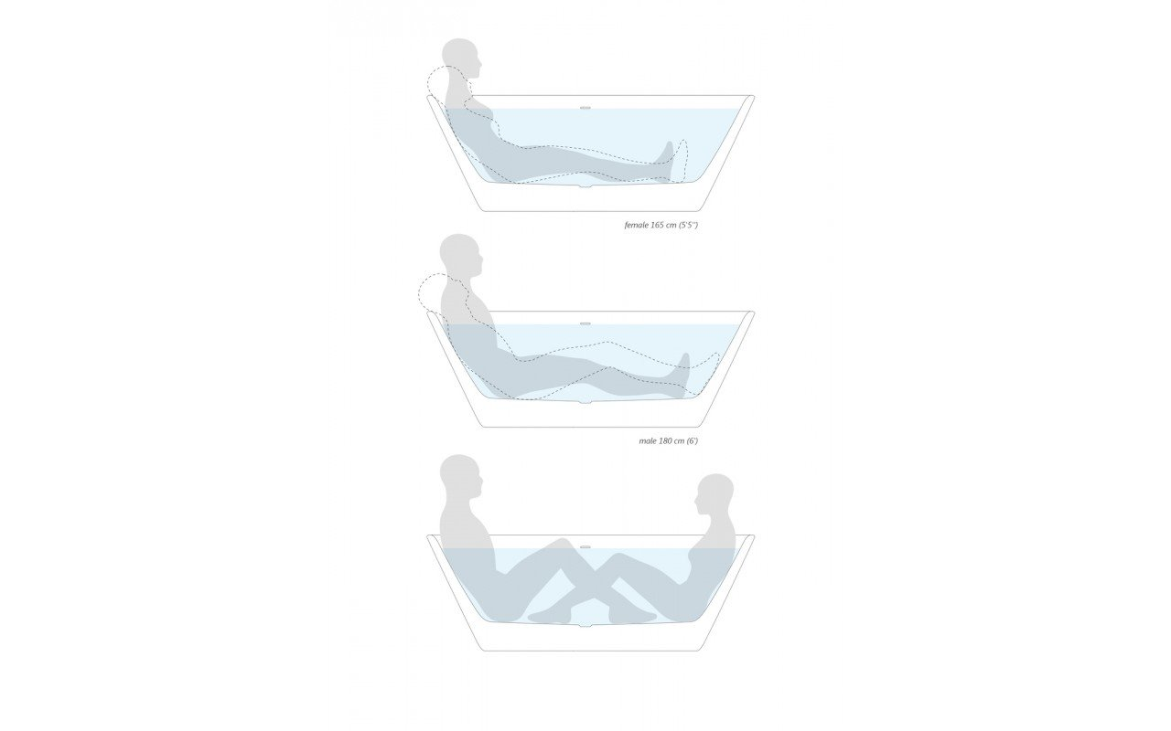 Arabella Solid Surface Bathtub by Aquatica En (web)