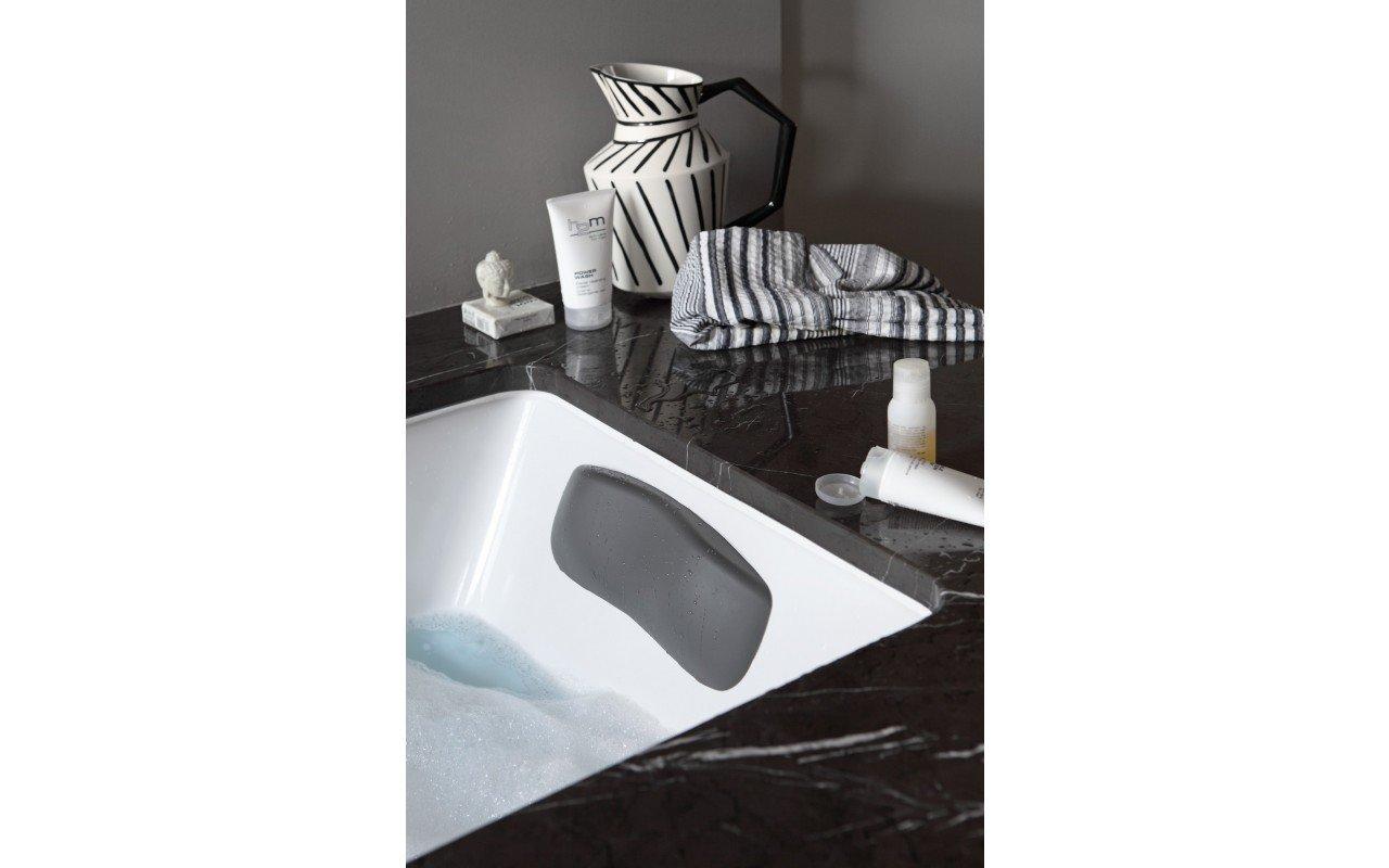 Bath Headrest Vanilla(main)