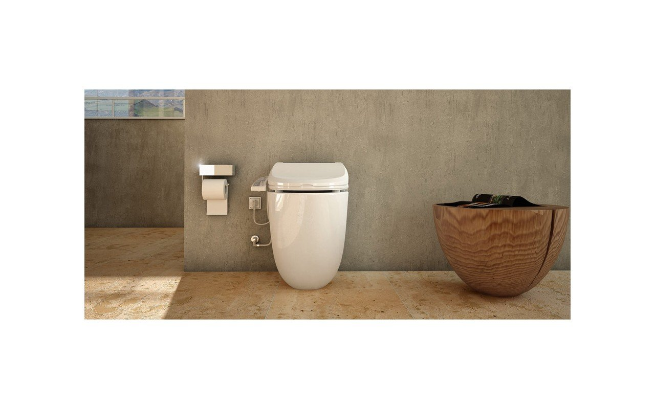 USPA Duo Floor Mounted Toilet picture № 0