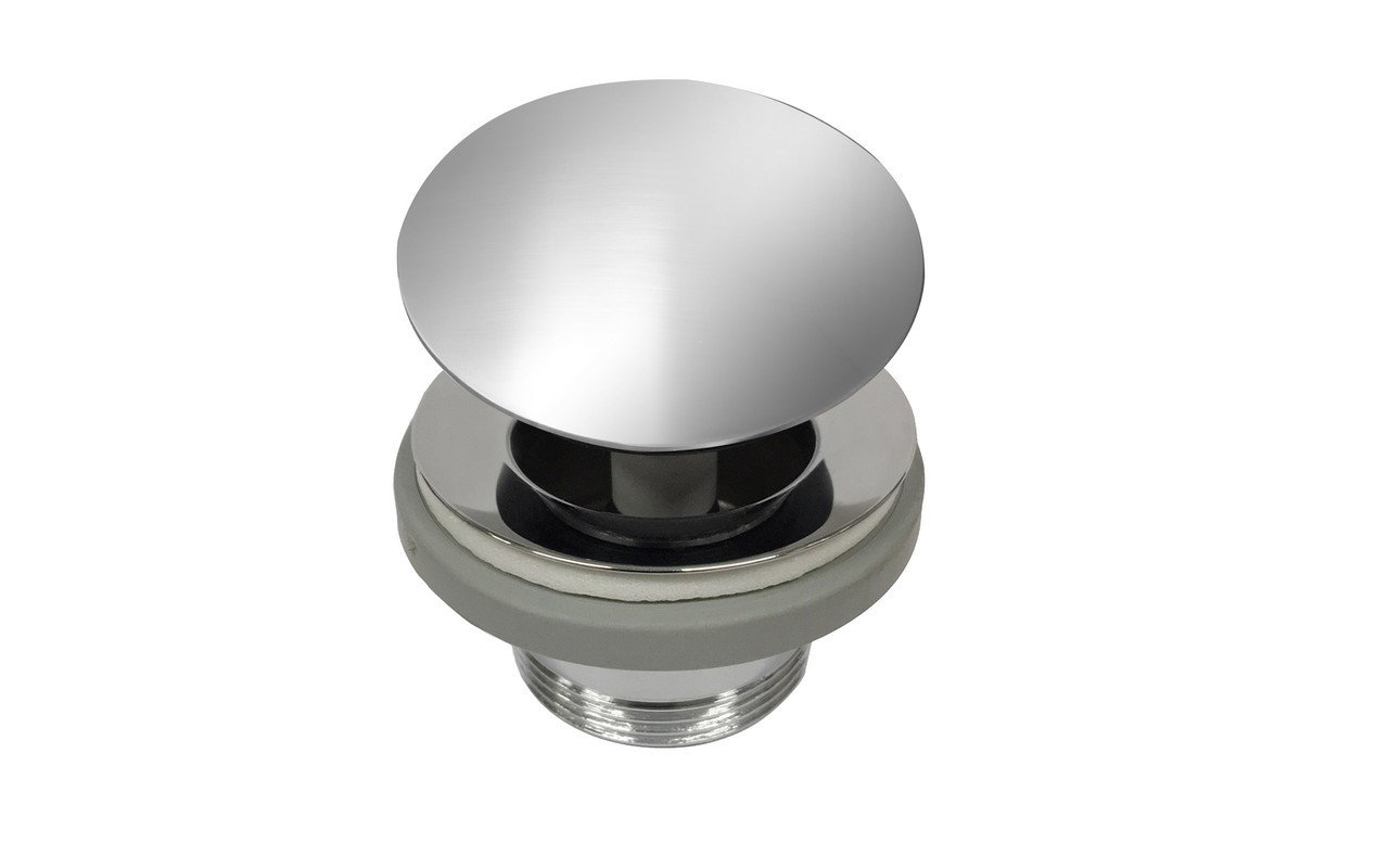 Euroclicker FA sink drain cp chrome plated web 02