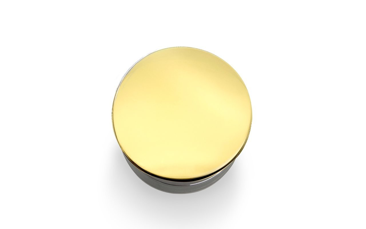 Euroclicker Int Gold Bathtub Drain (Gold) 02 (web)