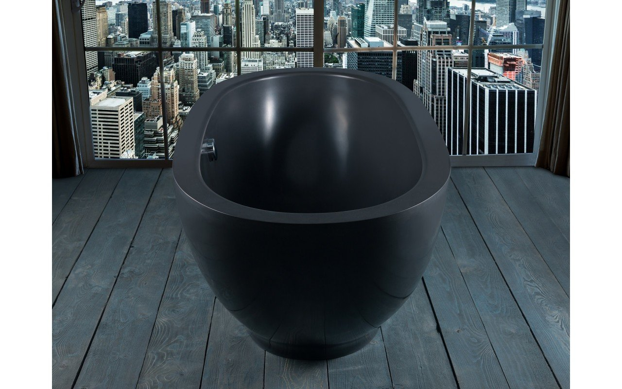 Karolina Black Stone Bathtub web (3)