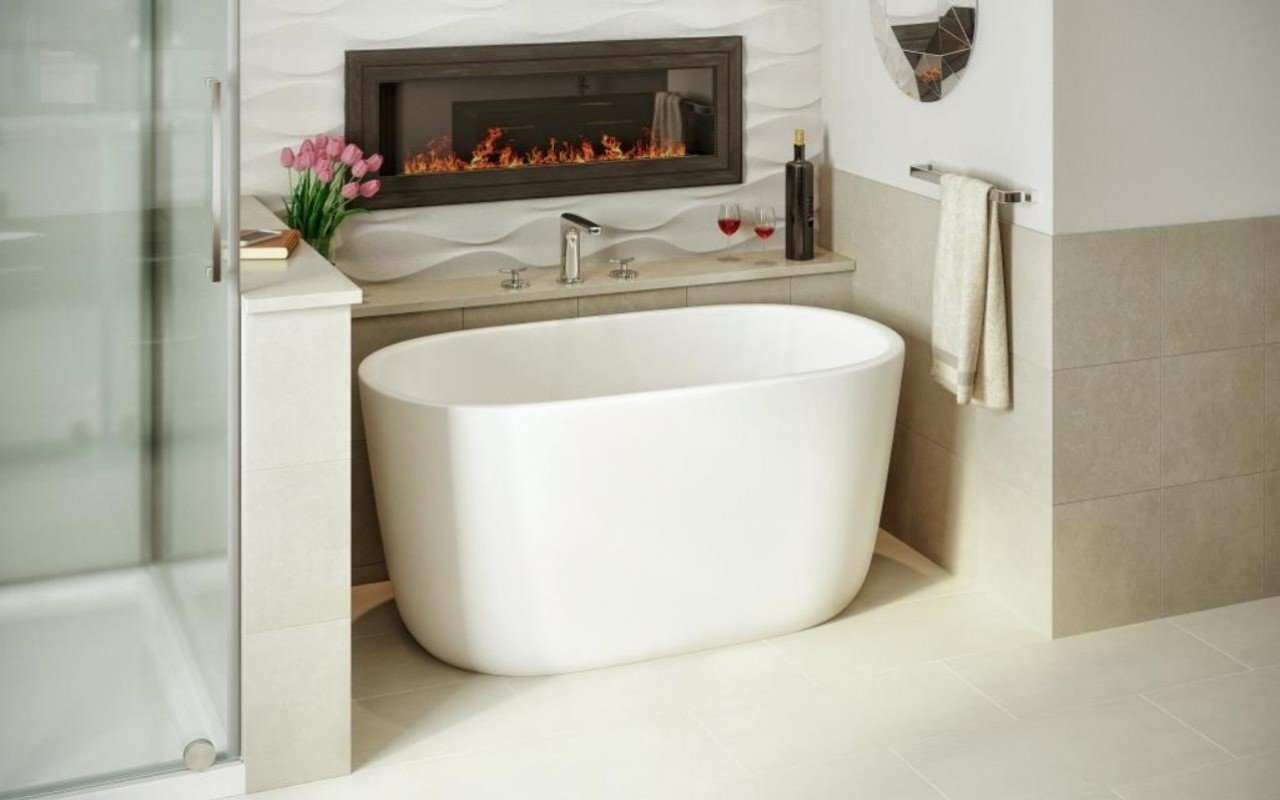 Lullaby Nano Wht Small Freestanding Solid Surface Bathtub by Aquatica web (5)
