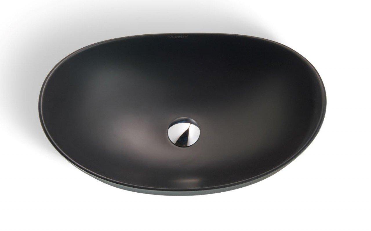 Luna Gunmetal Blck Sink Aquatica02