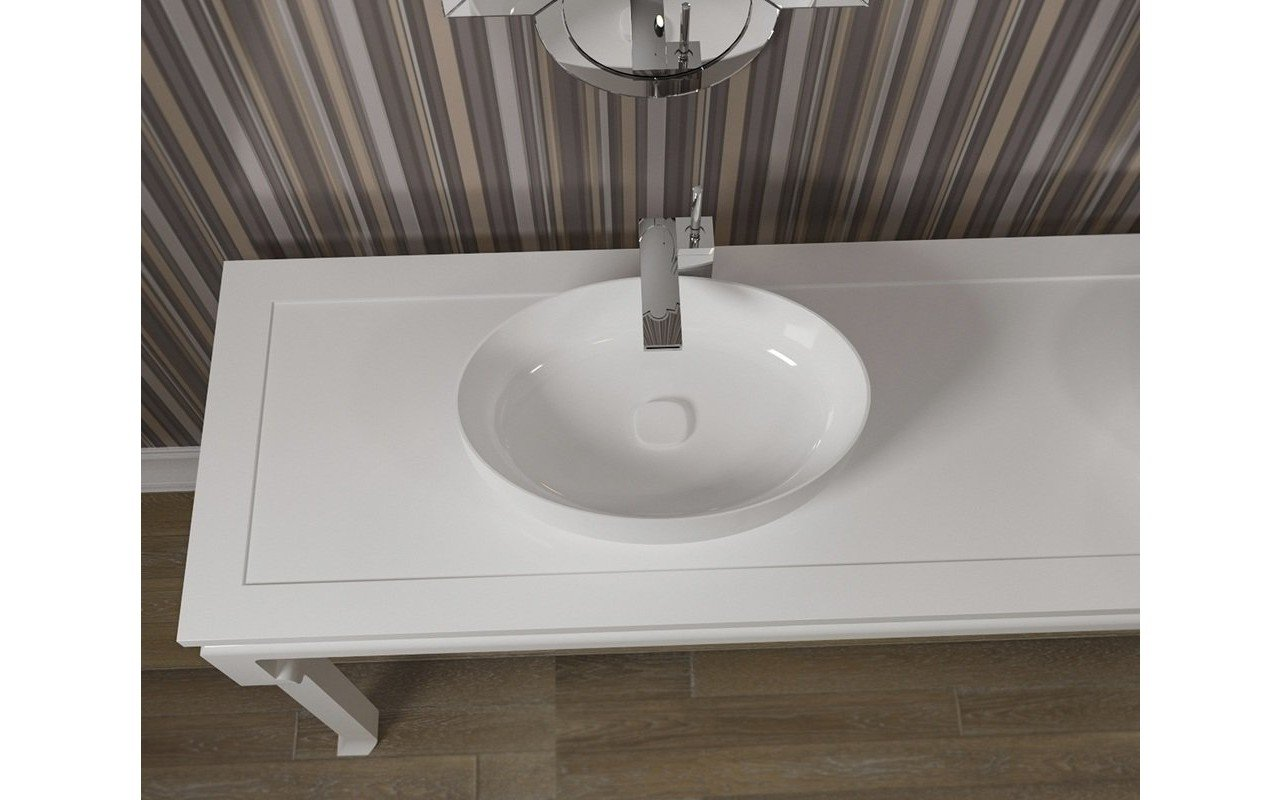 Metamorfosi Wht Oval Ceramic Vessel Sink 02 (web)