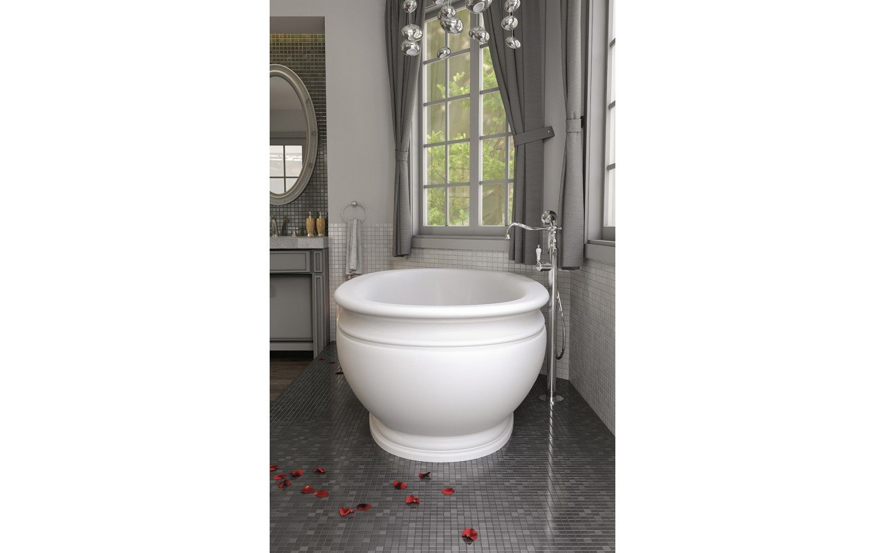 Olympian Roman Freestanding Solid Surface Bathtub web (6)