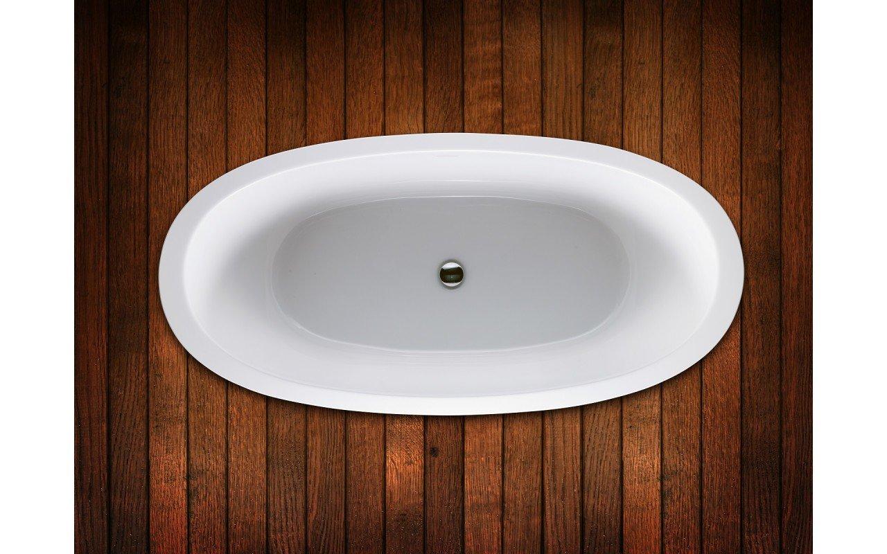 PureScape 174A Wht Freestanding Acrylic Bathtub web (2)