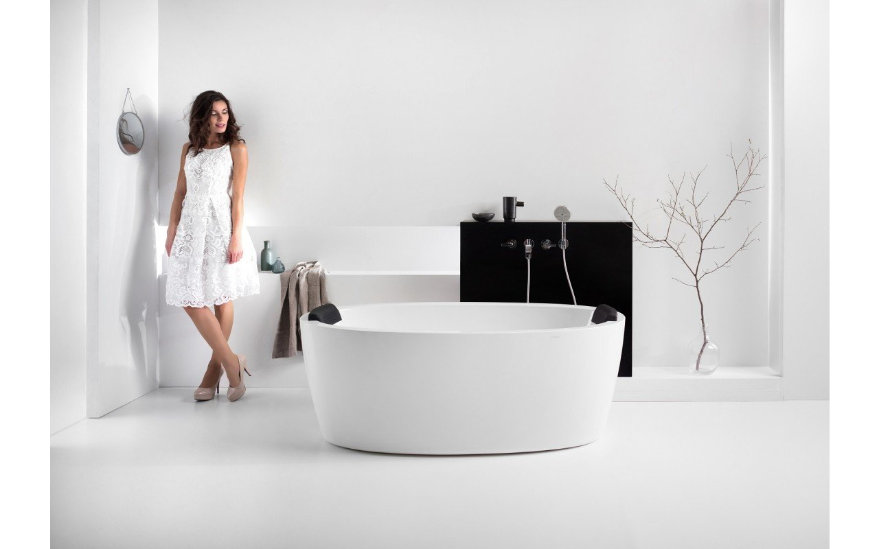 PureScape 174A Wht Freestanding Acrylic Bathtub web (6)