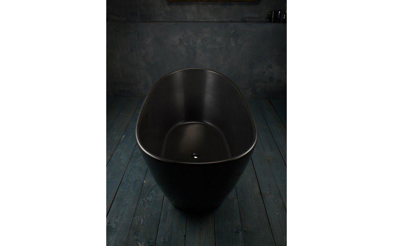 Purescape 748M Black Freestanding Stone Bathtub web (3)