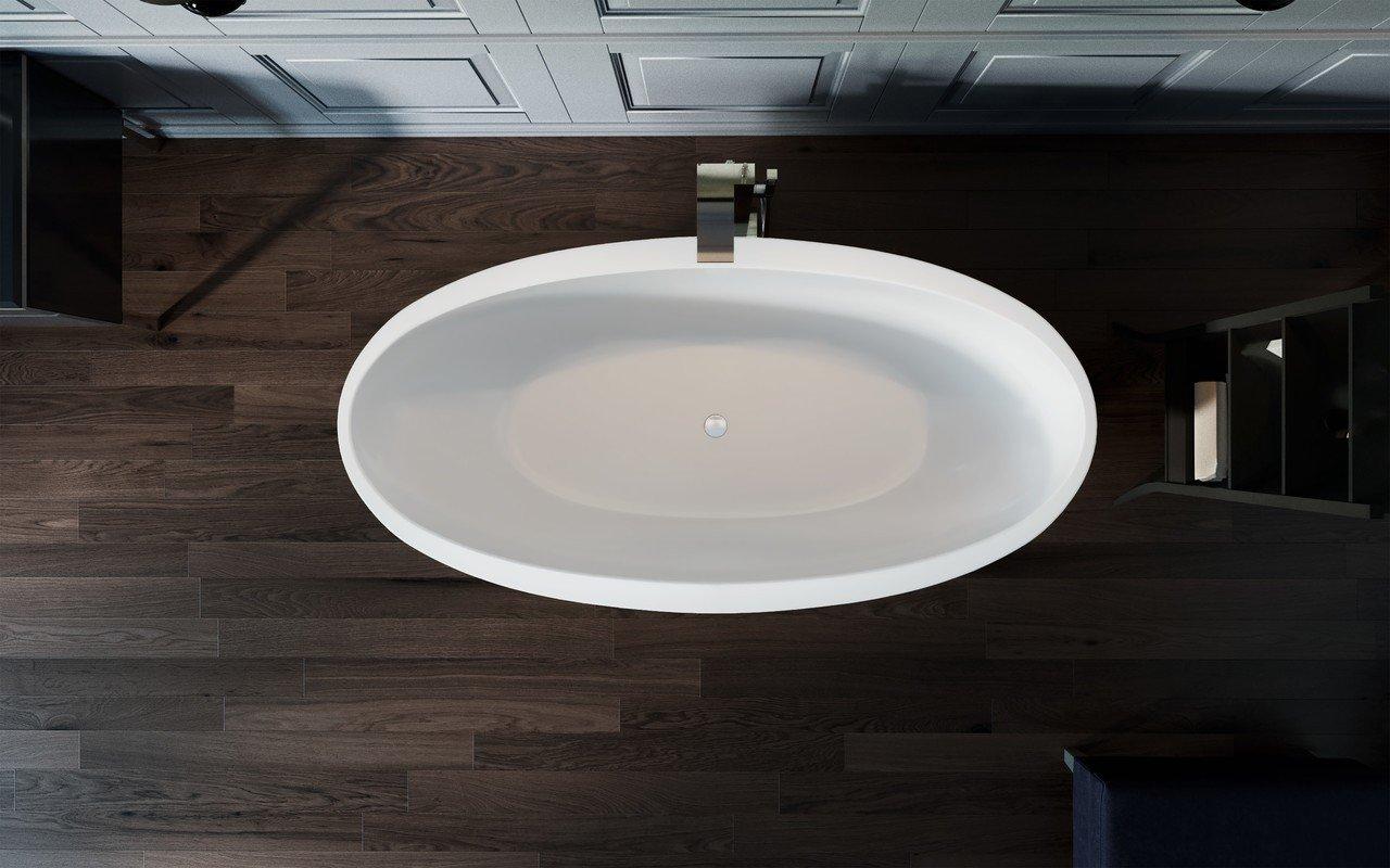 Sensuality mini f black wht freestanding stone bathtub by Aquatica 03 (web)