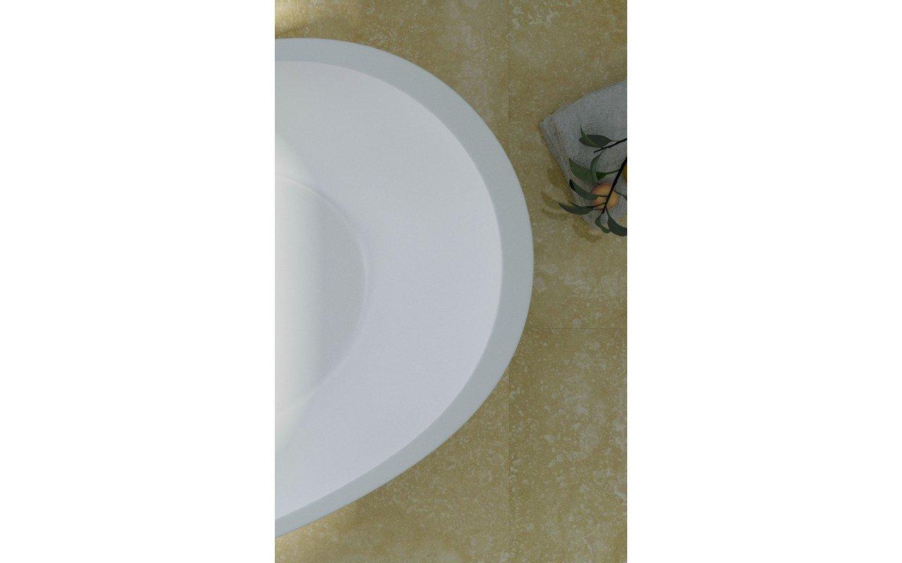 Spoon 2 Freestanding Solid Surface Bathtub by Aquatica 08 (web)