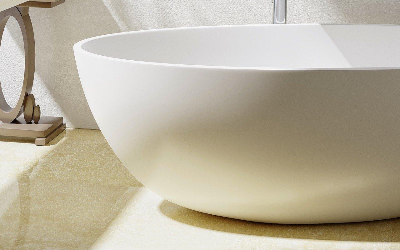 Spoon 2 Freestanding Solid Surface Bathtub by Aquatica 09 (web)