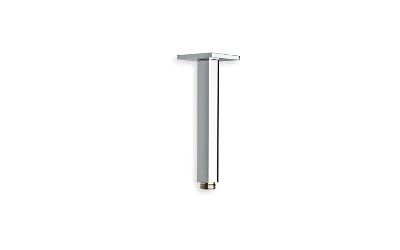 Spring SQ Small Ceiling Mounted Shower Arm PD422
