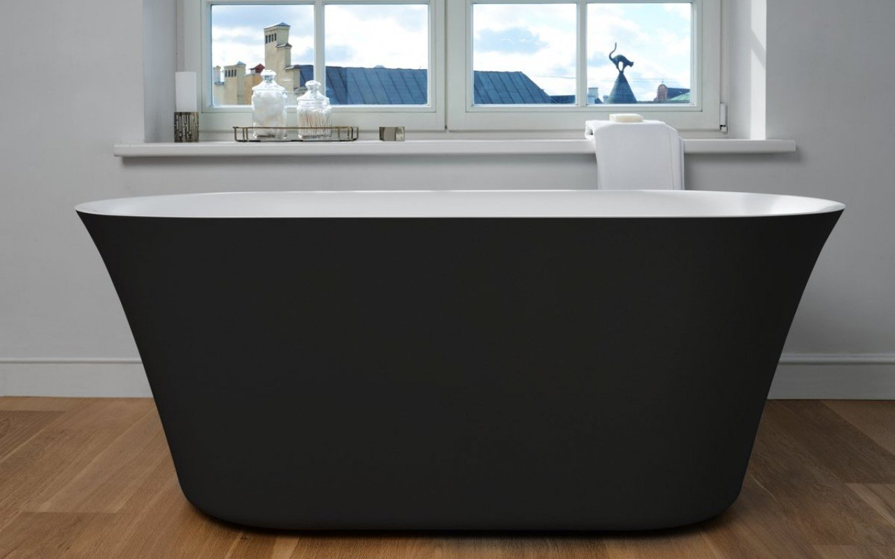 Tulip Blck Wht Freestanding Solid Surface Bathtub 04 (web)