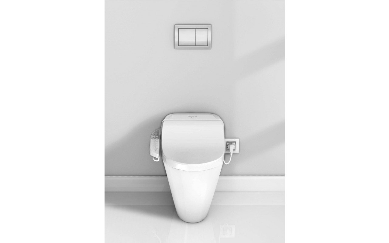 Modern Uspa Zero Floor Mounted Toilet Aquatica Bath Uk