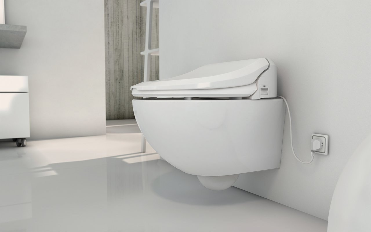 USPA Velis Wall Hung Toilet picture № 0