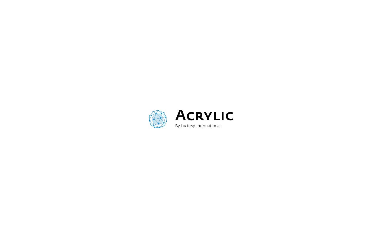 Aquatica Acrylic White Material Sample picture № 0
