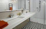 Carre Flexi customizable wall mounted washbasin 01