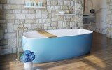 Coletta Jaffa Blue Frestanding Solid Surface Bathtub 02 (web)