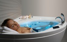 Aquatica olivia wht spa jetted corner bathtub int web 02