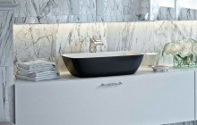 Small Square Vessel Sink picture № 1