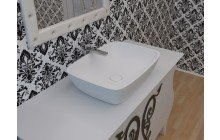 Small Square Vessel Sink picture № 2