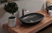 Small Rectangular Vessel Sink picture № 5