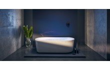Aquatica Purescape 107 Wht HydroRelax Jetted Bathtub 220 240V 50 60Hz USA International 01 (web)