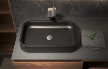 Small Square Vessel Sink picture № 4