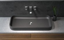 Small Square Vessel Sink picture № 7