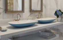 Small Rectangular Vessel Sink picture № 8