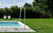 Metal Outdoor Showers picture № 4