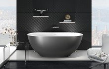 Karolina 2 gunmetal grey wht freestanding solid surface bathtub 01 (web)