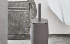 Aquatica Beatrice Toilet Brush Holder 01