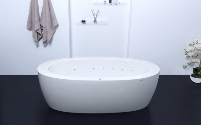 Aquatica Purescape 174B Wht Relax Air Massage Bathtub web (3)