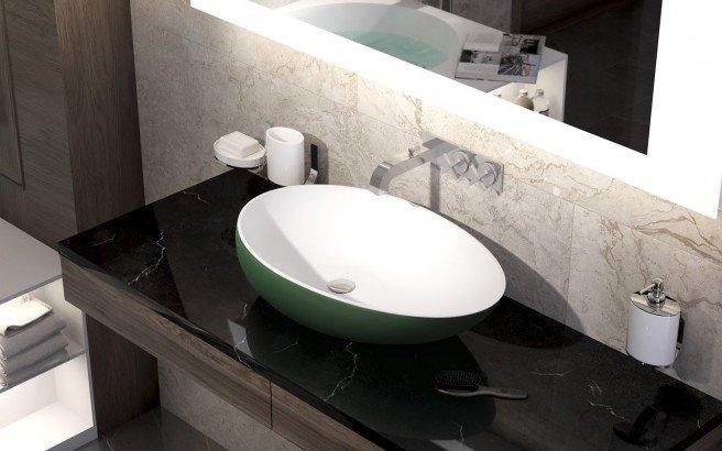 Aquatica Spoon 2 Moss Green Wht Stone Bathroom Vessel Sink 02 (web)