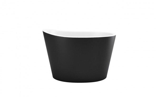 Aquatica True Ofuro Black White Freestanding Stone Japanese Soaking Bathtub 01 (web)