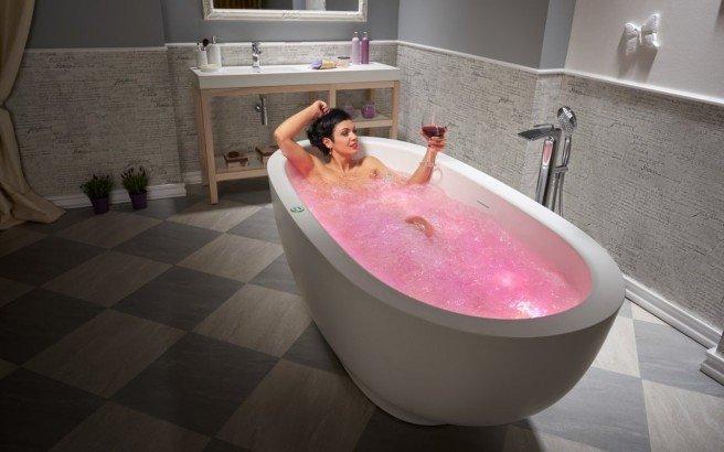Karolina 2 Relax Solid Surface Air Massage Bathtub Matte web 01