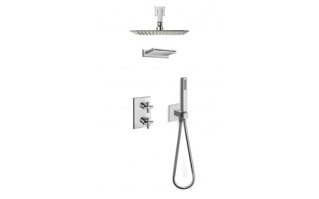 Spring SQ 250 Complete Static Valve Shower System (web)